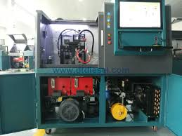 cr318 common rail injector and heui test bench common rail system