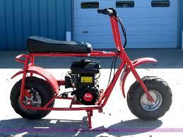 baja doodle bug mini bike 97cc 4 stroke engine manual child not
