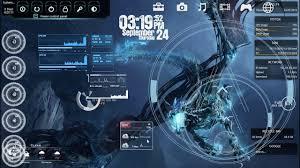 Cool My My Top 5 Cool Desktop Skin Blue Youtube