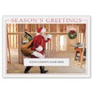 contractor holiday cards contractors holiday card printing