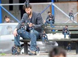 Sad Keanu Reeves Meme - the history behind the sad keanu meme
