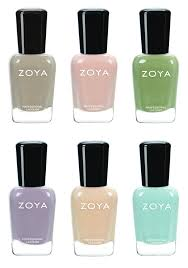 beauty choice awards names zoya best vegan polish