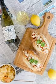 buttery lobster rolls murphy goode