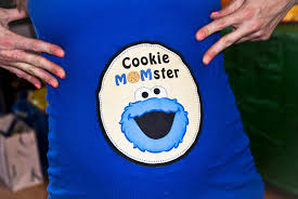 Cookie Monster Baby Shower Decorations Sesame Street U0026 Elmo Themed Birthday Party