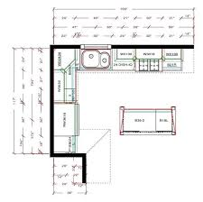 kitchen layouts l shaped with island l shaped kitchen with island floor plans corbetttoomsen