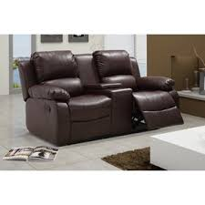 faux leather sofas you u0027ll love wayfair
