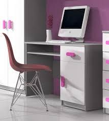 bureau enfant gris bureau enfant contemporain gris blanc myke bureau chambre