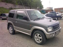 mitsubishi pakistan 2000 mitsubishi pajero mini u2013 pictures information and specs