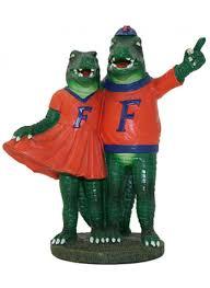 florida gators albert and alberta cake topper ornament gator shop