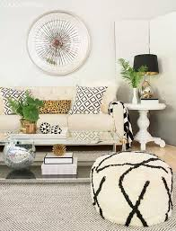Best LIVING Images On Pinterest Living Spaces Living Room - Adding color to neutral living room