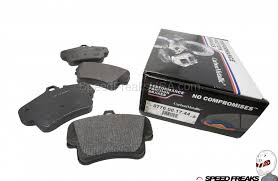 porsche boxster brake pads performance friction brake pads 0776 08 17 44 porsche porsche 981