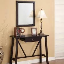 Foyer Console Table And Mirror Mirror Console Table Overview Home Furniture And Decor