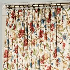 pinch pleat curtains for patio doors cornwall pinch pleat thermal room darkening floral curtains
