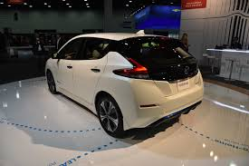 nissan leaf back 8 things you need to know about the 2018 nissan leaf autoguide