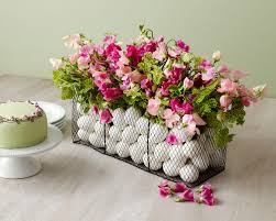 u0026 purple easter decoration ideas u2013 no milk today