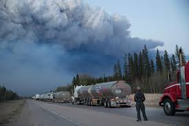 Largest Wildfire In Alberta History by Canada U0027s Huge Wildfires May Release Carbon Locked In Permafrost