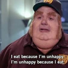 I M Fat Meme - fat bastar is unhappy because he eats eats because he s unhappy in
