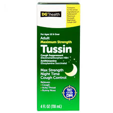when i cough i get light headed health tussin dm cough and chest congestion liquid