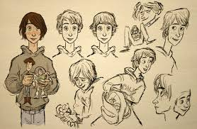 image toy story 3 concept art character design 02 jpg disney