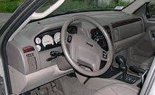 jeep grand cherokee wj wikipedia