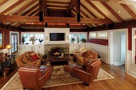 Decorating Rooms With Cathedral Ceilings Vaulted Ceiling Ideas Ideas For Vaulted Ceilings With Leather