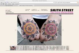 smith street tattoo palour mean photography