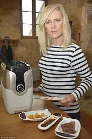 chef of cuisine femail tests the 140 machine promising to change the