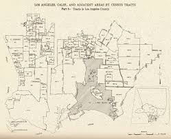 Indiana University Map 1950 Census Tracts Indiana University Libraries