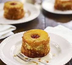 individual coconut u0026 pineapple upside down cakes recipe bbc good