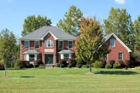 large country homes york woods subdivision upscale saline neighborhood in a beautiful