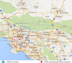 Map Southern California Southern California Resource Services For Independent Living Scrs
