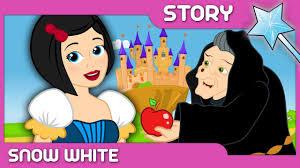 snow white dwarfs story kids fairy tale bedtime