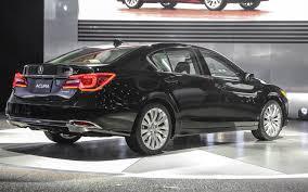 Acura Rlx Hybrid Release Date First Look 2014 Acura Rlx Automobile Magazine