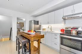 Kitchen Cabinets Markham Annex House Staging 723 Markham St Seaton Toronto