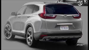 2018 honda crv release date interior hybrid redesign spied news