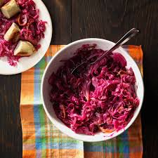 german red cabbage recipe taste of home