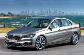 bmw series 1 saloon bmw 1 series sedan f52 emerges updated with