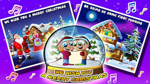 christmas song collection xmas songs for kids on the app store