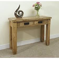mango wood console table baku light mango 2 drawer console table