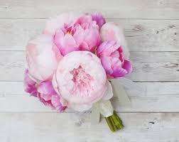 wedding flowers peonies crimson silk wedding bouquet with peonies ranunculus and