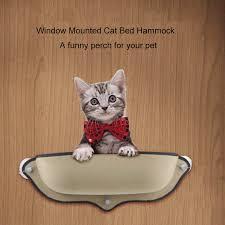removable cat window bed ultimate sunbathing cat window mounted