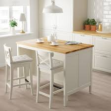 ikea light oak kitchen cabinets tornviken kitchen island white oak 49 5 8x30 3 8