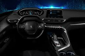 peugeot 308 interior new peugeot i cockpit points to the future carbuyer