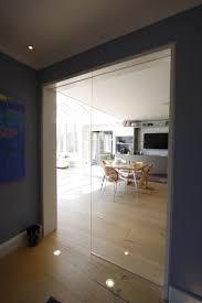 fabulous sliding door for kitchen entrance minimalist kitchen with