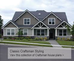 2 craftsman house plans professional builder house plans