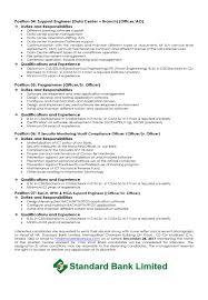 jobs circular of standard bank limited 2017 careerlifer