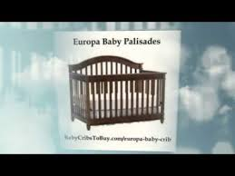 Converting Crib To Toddler Bed Manual Europa Baby Palisades Crib