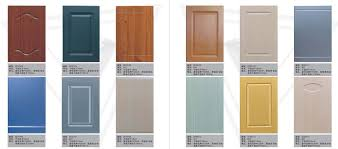 pvc kitchen cabinet doors mdf kitchen cabinet doors jannamo com