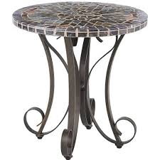 Mosaic Accent Table Verazze Mosaic Accent Table Pier 1 Imports