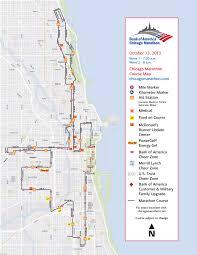 Seattle Marathon Map by Perspectives U2014 Always Running Forward
